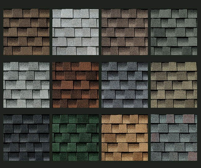 Composition Shingles Harrison Roofing San Angelo Texas