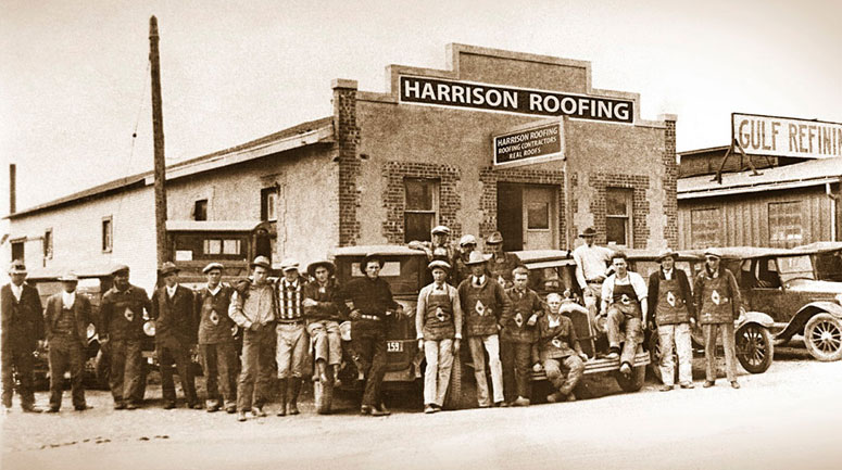 About Harrison Roofing San Angelo Texas Commercial
